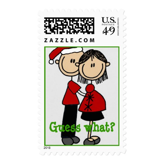 Parents 2 be NEWS - Christmas Postage