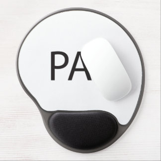 Parents Are Listening -or- Peace And Love.ai Gel Mouse Pad