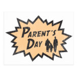 Parent's Day Postcard
