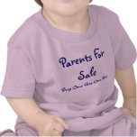 Parents For Sale, T Shirts