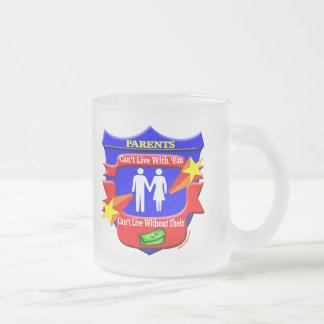 Parents Funny T-shirts Gifts Mug