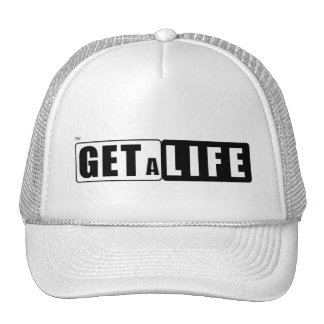 PARENT'S TALK HAT (GET A LIFE)