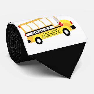 Parents + Teachers = Student Success (Black) Neck Tie