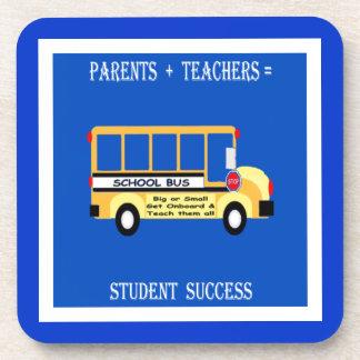 Parents + Teachers = Student Success Coasters