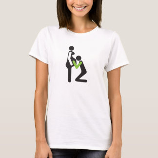 parents to  be - task acomplished T-Shirt