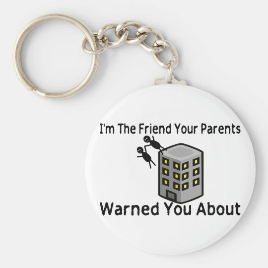Parents Warned You About Keychain