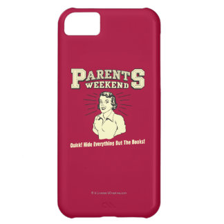 Parents Weekend: Hide Everything iPhone 5C Cover