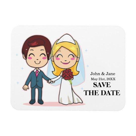 Pares casados que llevan a cabo las manos imanes flexibles