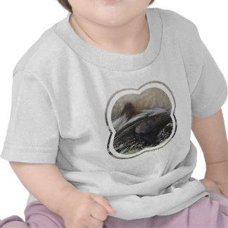 Pares de camiseta del bebé de los puercos espines