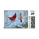 Pares de cardenales