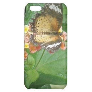 Pares de caso del iPhone 4 de las mariposas