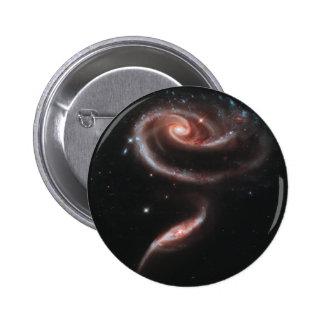 Pares de la galaxia del Arp 273 (telescopio de Hub Pin
