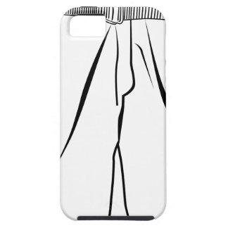 Pares de pantalones cortos iPhone 5 cobertura