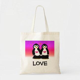 Pares de pingüinos