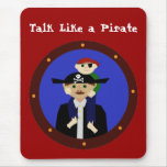 ¡Pares de piratas, Arrgh! Alfombrillas De Raton
