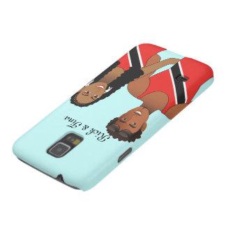 Pares de Trini Carcasas De Galaxy S5