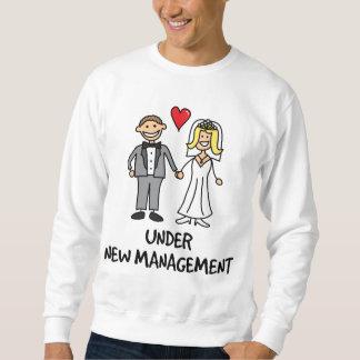 Pares del boda - bajo nueva gestión suéter