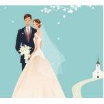 Pares del boda escultura fotografica