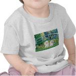 Pares del caniche (W2) - puente Camisetas