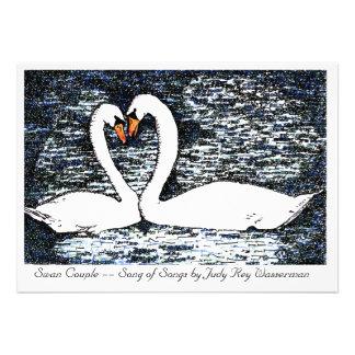 Pares del cisne -- Canción de la invitación de las