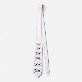 pares del pirata corbata personalizada