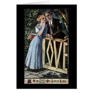 Pares en la puerta del amor felicitaciones