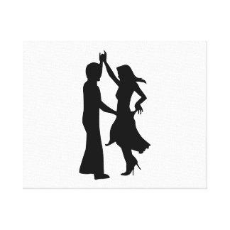 Pares estándar del baile