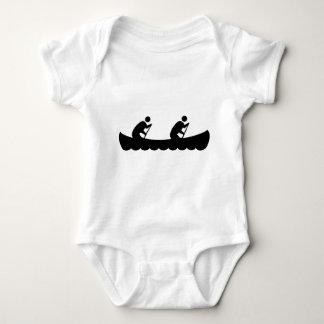 Pares Kayaking Body Para Bebé