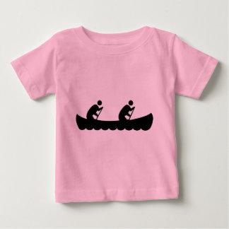 Pares Kayaking Playera De Bebé