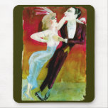 Pares modernos del baile de Otto Dix Tapete De Raton