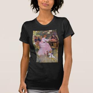 Pares que cenan el fresco del Al Camisetas