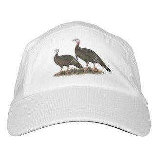 Pares salvajes del este de los pavos gorra de alto rendimiento
