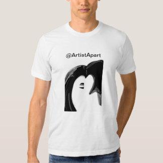 Pares T de ArtistApart Camisas