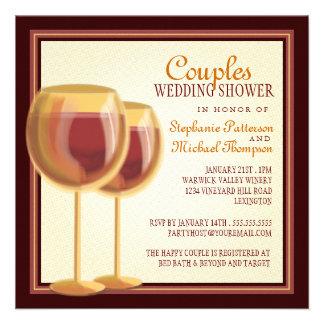 Pares temáticos del vino elegante que casan la duc comunicados personales