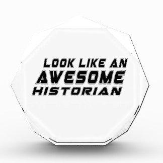 Parezca un historiador impresionante