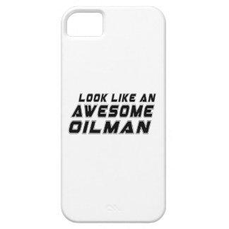Parezca un Oilman impresionante iPhone 5 Carcasa