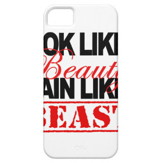 Parezca una belleza iPhone 5 Case-Mate coberturas