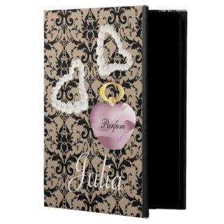 Parfum y caja de color topo del aire 2 del iPad