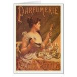 Parfumerie Felix Potin Tarjeta