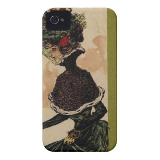 Parfums by Raphael Kirchner iPhone 4 Cover