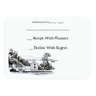 Parga Island Card