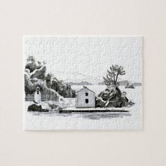 Parga Island Jigsaw Puzzle
