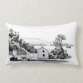 Parga Island Pillow