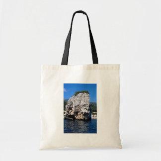 Parga, mainland Greece Europe Tote Bags