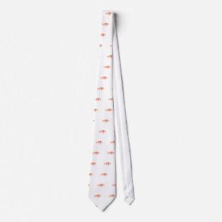 Pargo rojo corbatas personalizadas