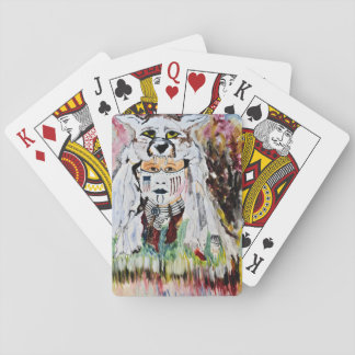 Pari Chumroo Playing Cards