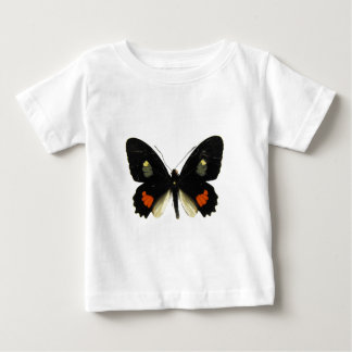 Parides Swallowtail Butterfly Baby T-Shirt