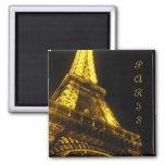 Paris2007 (16), PARIS 2 Inch Square Magnet