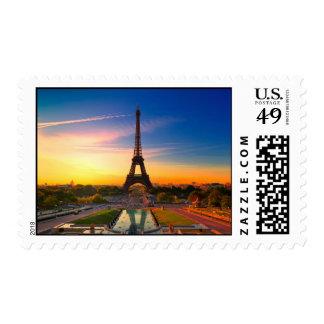 París 017A Sello