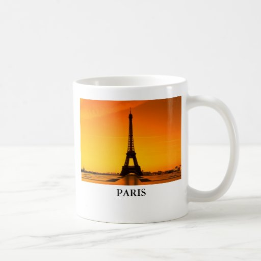 Paris 03B Coffee Mug